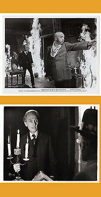 Peter Cushing Collection Frankenstein From Beyond the Grave orig 8x10 Photos