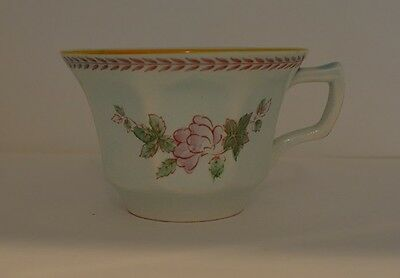 Antique China Cup Adams England Calyx Ware  Estep 1657 Vintage  Ceramics