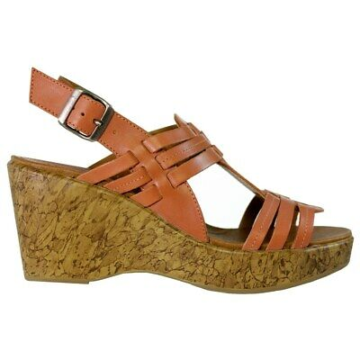 bc574aa4059 KRAVINGS BY KLOGS Womens Goddess Leather Thong Sandals Display Off ...
