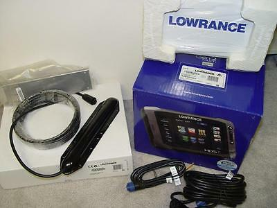 Lowrance HDS-7 Gen2 Touch Insight USA + 83/200 kHz transducer + LSS2 SideScan