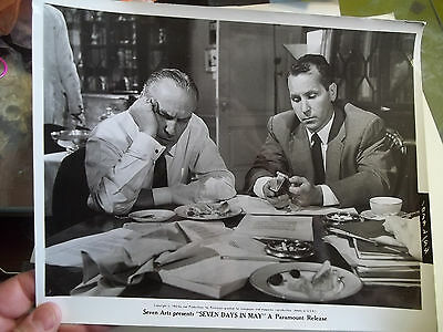 Vintage 1963 SEVEN DAYS IN MAY  Movie Press Photo #94