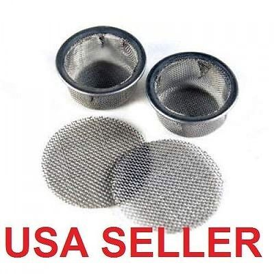 Arizer Screen Set Pack for Arizer Extreme Q Vaporizer 2 Disc + 2 Dome Screens