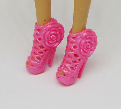 hot cute boots shoes for Barbie Doll Party for baby bast gift a1831