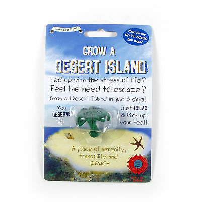 Grow Your Own DESERT ISLAND