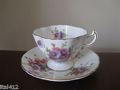 Hammersley England Cup & Saucer Set Pattern 4149