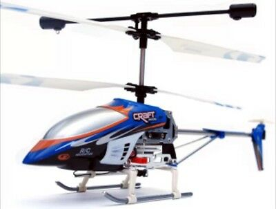 Double Horse 9074 RC Metal Craft Helicopter w/ GYRO Medium 3.5 CH Radio Control