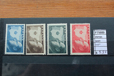 STAMPS SPAIN MNH** (F75689)