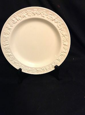 Wedgwood Queens Ware Cream on Cream Salad Plate, Mint