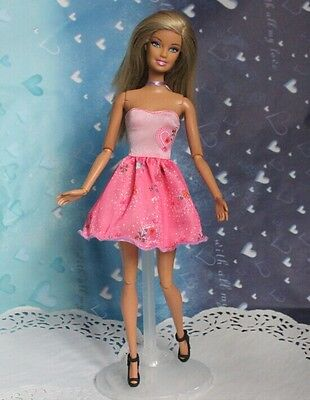 High quality Original wedding gown wears clothes Outfit Barbie Doll Party A9
