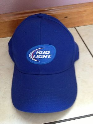 nwot bud light baseball hat cap budweiser beer man cave see my other items!!