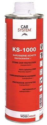 1L Underbody Car Shell Protection Black KS-1000 Carsystem GP