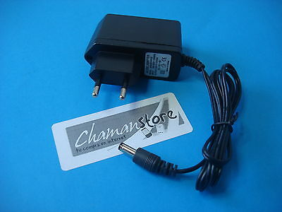 Power Supply Adapter EU 9V 1A DC Wall Charger