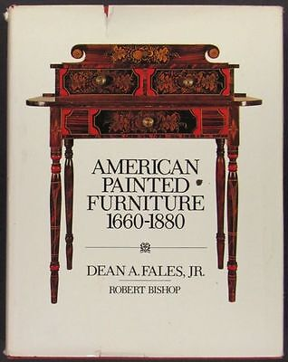 Antique American Painted Furniture - Colonial Federal Victorian - Fales Classic
