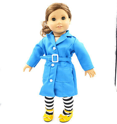 "High Quality Sleeping Clothes  Fits For 18"" American Girl doll For Children Gift"
