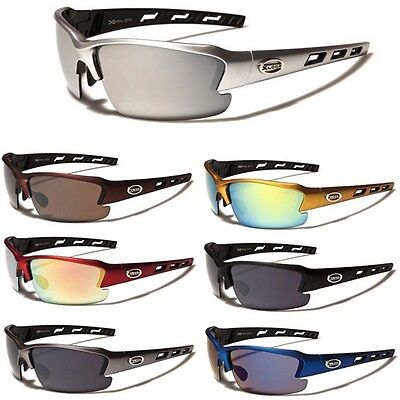 New Oversized Large Mens Cycling Baseball Water Sport Big Wrap Around Sunglasses