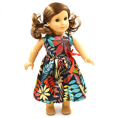 hot  18 inch American girl doll clothes  Handmade popular selling kids gift G