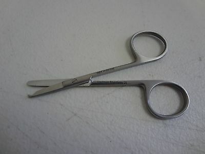 """Spencer Stitch Scissors 3.5"""" German Stainless Steel CE Surgical"""