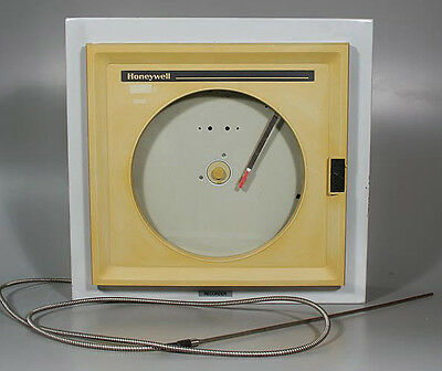Honeywell PN: AR15ADN2135 Single-Pen Chart Recorder w/Thermocouple Despatch Oven