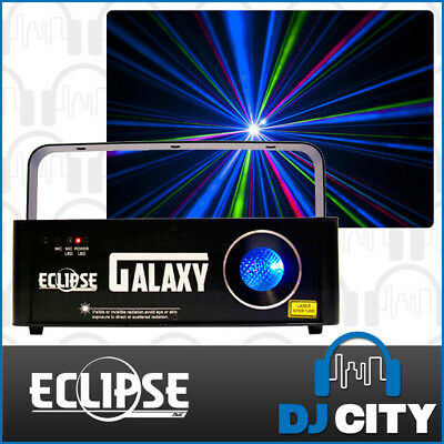 AVE ECLIPSE FLARE RGY 560mW RED GREEN YELLOW Laser Light DMX Mobile