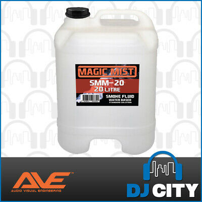 SMM-20 20 LITRE SMOKE FOG Fluid magic MIST Bulk haze party juice Heavy