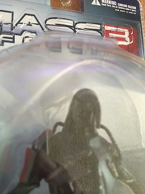 Mass Effect 3  video game Series 2  LEGION 7in Action Figure Big Fish Toys