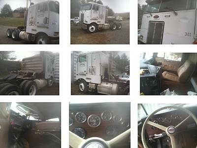 1983 cabover Peterbilt ready to work
