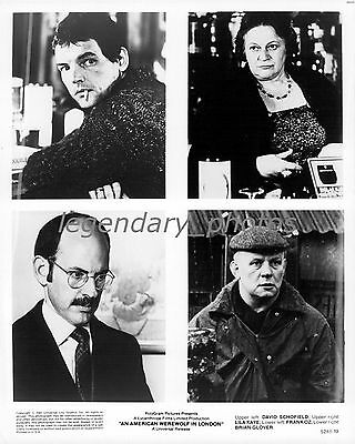 1981 An American Werewolf In London Movie Press Photos (4)