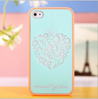 New fashion cute hard case back cover skin for iphone4/4S