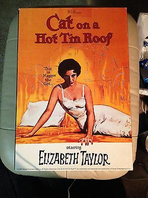 Elizabeth Taylor puzzle - Cat on a Hot Tin Roof