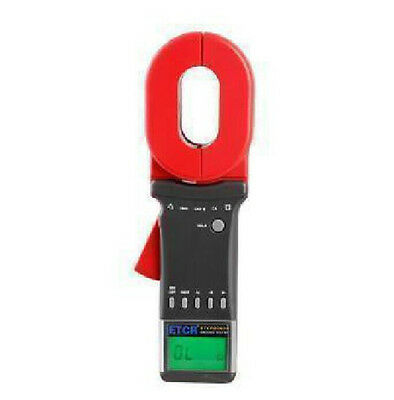 ETCR2100+ Clamp On Ground Earth Resistance Tester Meter ETCR2100+