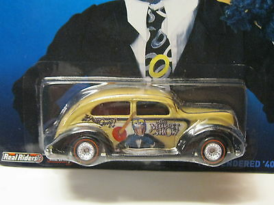 HOT WHEELS 2014 POP CULTURE-MUPPETS FAT FENDERED '40 NEW!