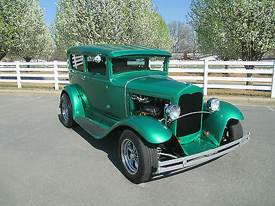 Ford : Model A 2 door sedan 1931 ford model a completely rust free 100 all steel