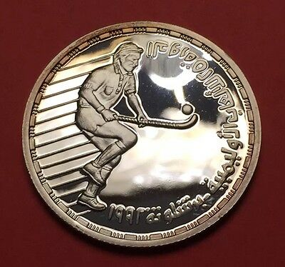 Egypt,  5 Pound,Barcelona ,Olympic 1992  ,silver proof coin....UNC.....rare