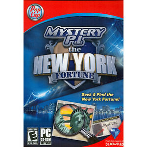 Mystery P.I.: The New York Fortune  (PC, 2009)