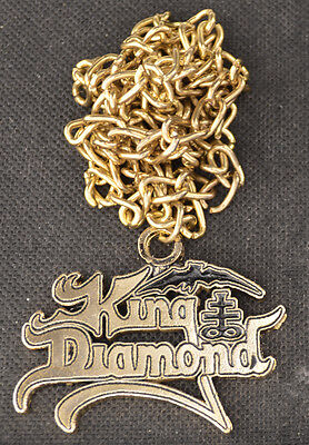 KING DIAMOND NECKLACE Fatal Portrait ABIGAIL CONSPIRACY Spider's Lullabye THEM