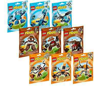 Lego Mixels Series 2 - COMPLETE SET OF 9 - New in Package