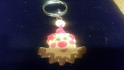 Circus Circus CASINO Clown Key Chain LAS VEGAS/RENO