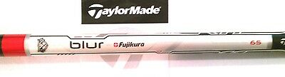 NEW TAYLORMADE R11 FUJIKURA BLUR TP 65 R 44  46 DRIVER SHAFT in ADAPTER R11s R9