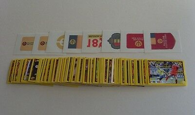 Panini Stickers - Belgian Red Devils 2014 - Complet  180 + 8 tatouages