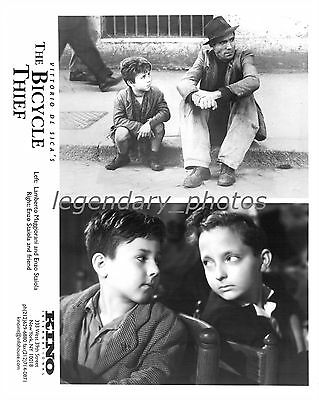 1948 The Bicycle Thief Movie Press Photo