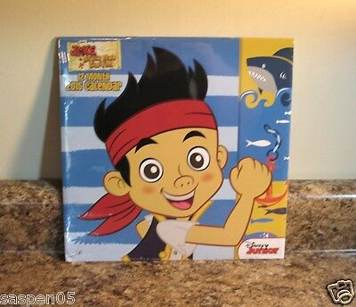 Disney Jake And The Neverland Pirates 2015 Calendar Wall 12 Months NEW