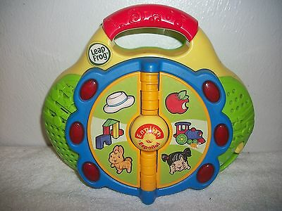 Leap Frog Learn & Groove Radio English & Spanish Baby Toys