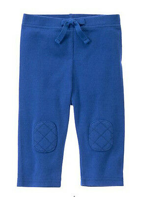 New--Gymboree Baby Boy's Knee Patch Pants   6-12 Months  MSRP $10.95