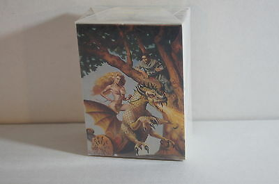 THE FANTASY ART OF ROWENA MORRILL (FPG/1993) Complete Trading Card Set BEAUTIFUL