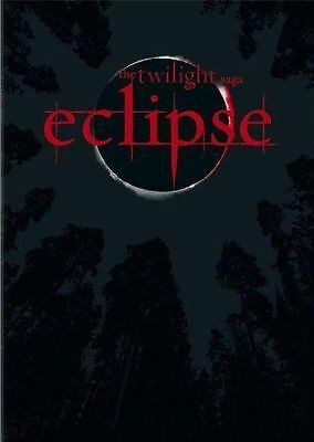 The Twilight Saga Eclipse DVD Collectors Gift Set!