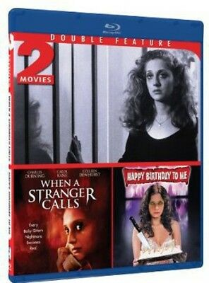 When a Stranger Calls/Happy Birthday to Me (Blu-ray Used Very Good) BLU-RAY/WS