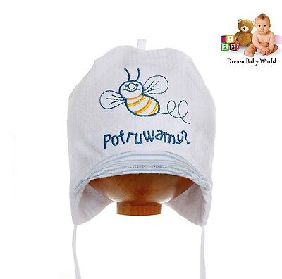 Baby boy hat SPRING - NEW - size 0 - 12 months! BOYS