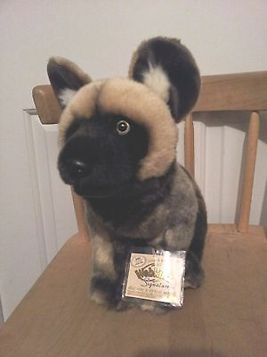 webkinz signature African Wild dog  *new* attached sealed code