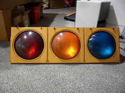 Durasig Traffic Light Stop Signal  . Red , Yellow , Green  Lens .