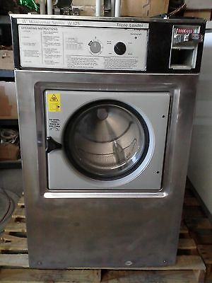 WASCOMAT W125 35lb. WASHER SINGLE/THREE PHASE 220V COIN OR OPL